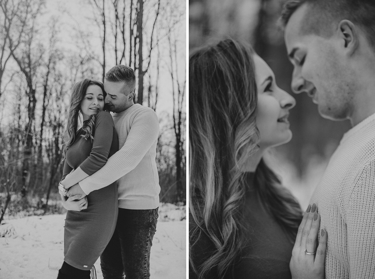 intimate couple photoshoot polish photographer maria kania