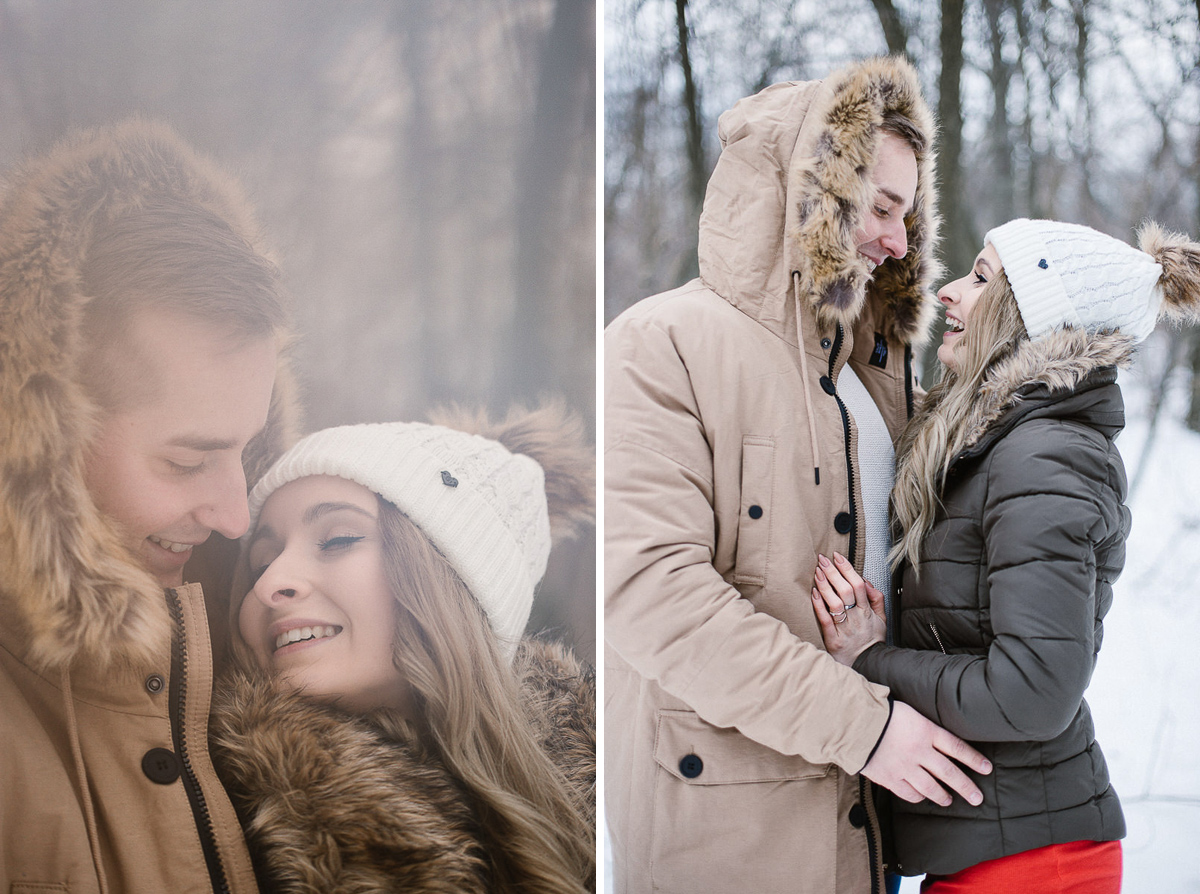 dreammy engagement photoshoor polish photographer maria kania