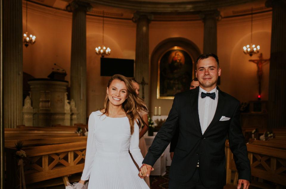 Ślub Ali i Jędrka – Pałac Czartoryskich, Puławy