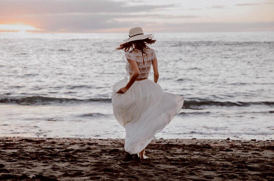 W cieniu Teide – edytorial ślubny na Teneryfie