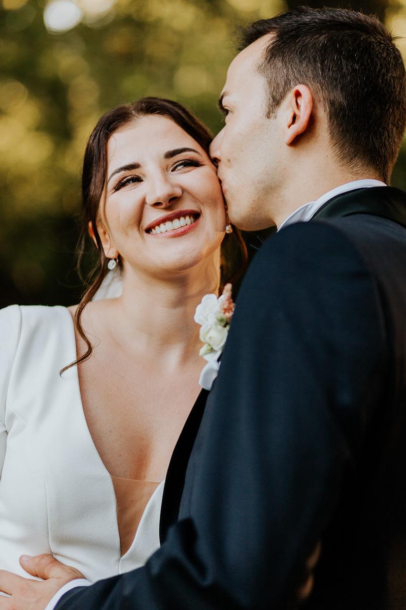 Ślub Justyny i Łukasza