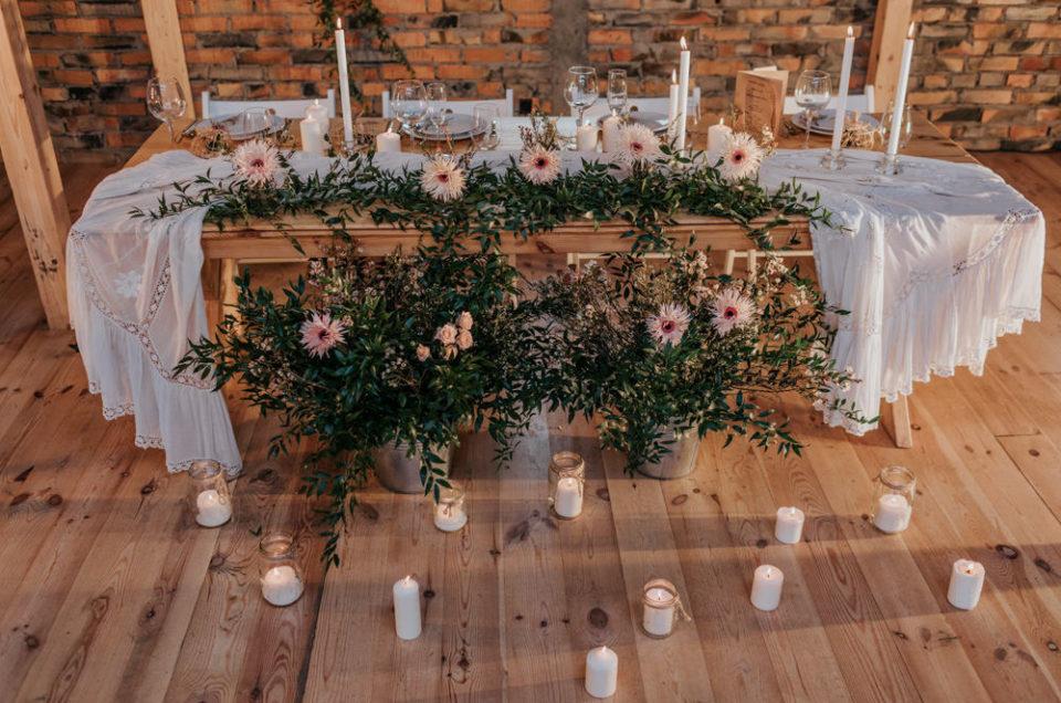 Cicha 23, miejsce na wyjątkowy ślub tuż pod Warszawą